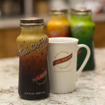 Thai Hot Coffee Latte