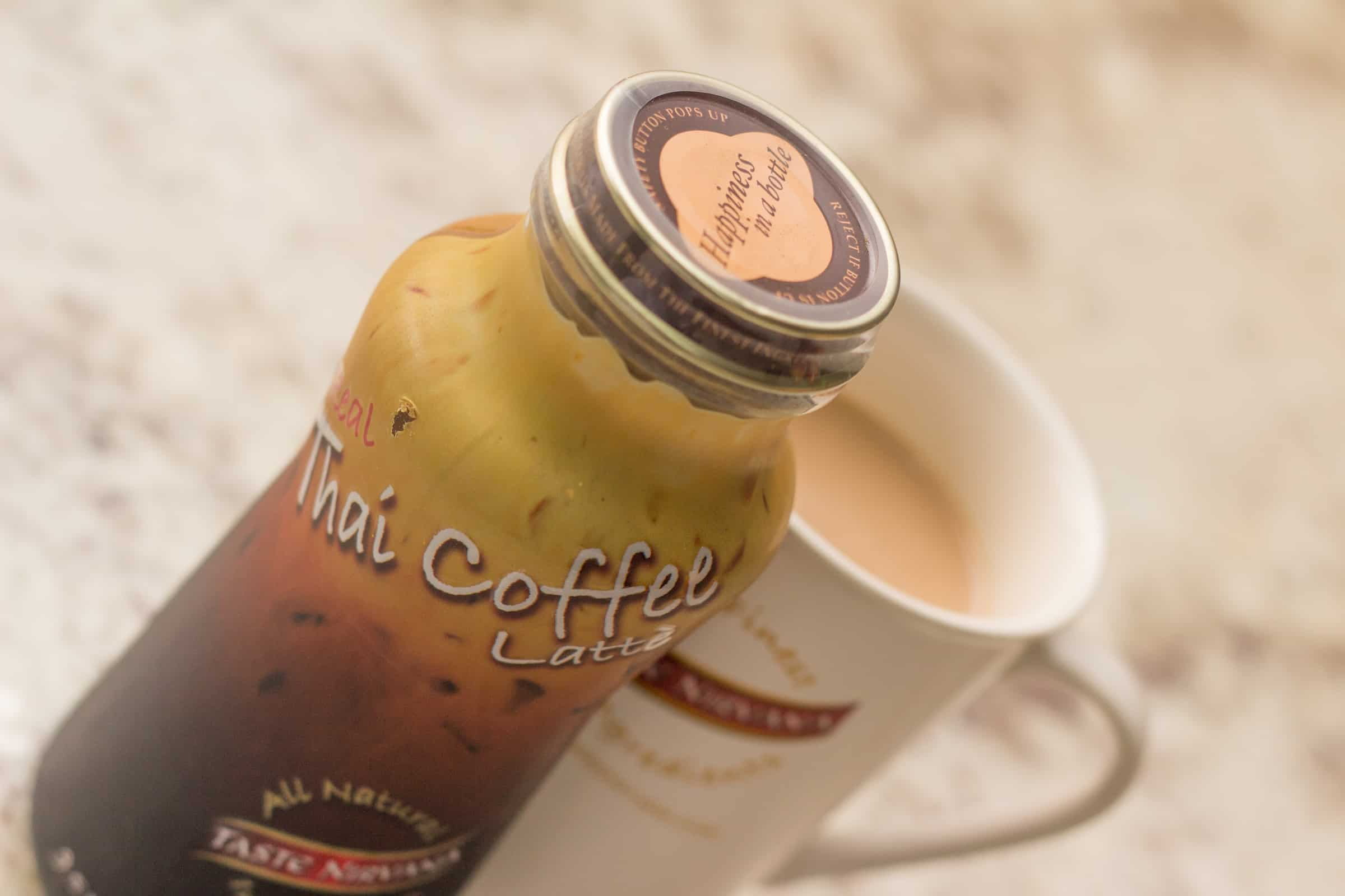Taste Nirvana Thai Coffee