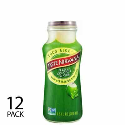 Real Coco Aloe [Glass Bottle] (Pack of 12)