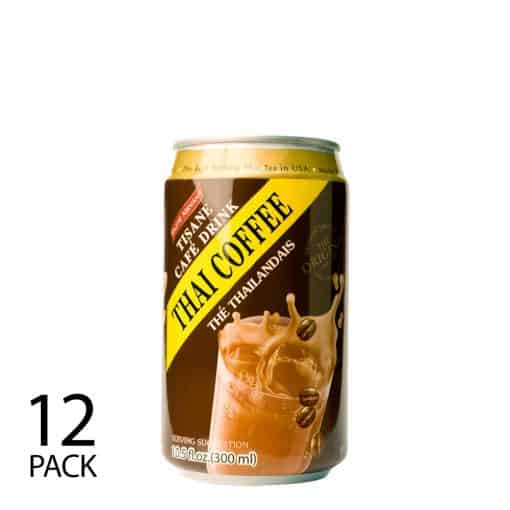 Thai Coffee - [10.5 oz Can] (Pack of 12)
