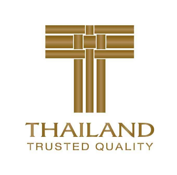 Thailand Trusted Quality Logo