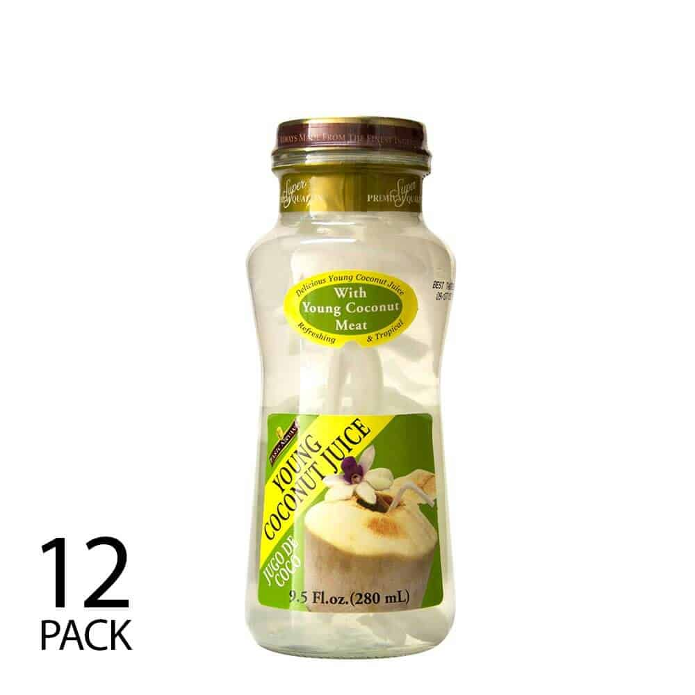Young Coconut Juice (pack of 12)